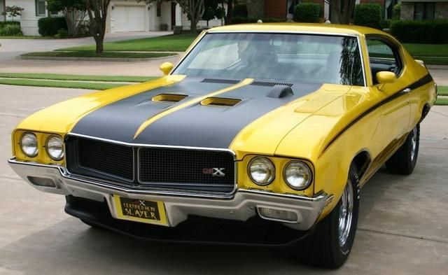 1970 Buick GS 455 specs