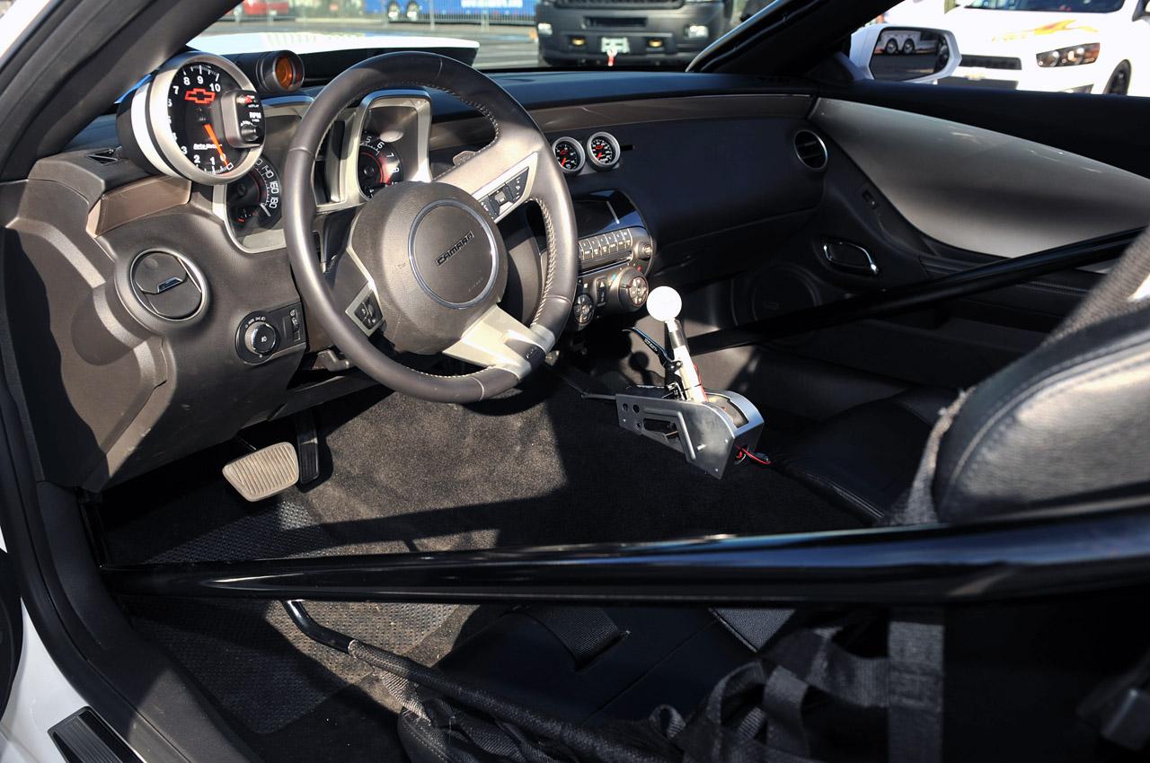2013 Copo Chevrolet Camaro Overivew