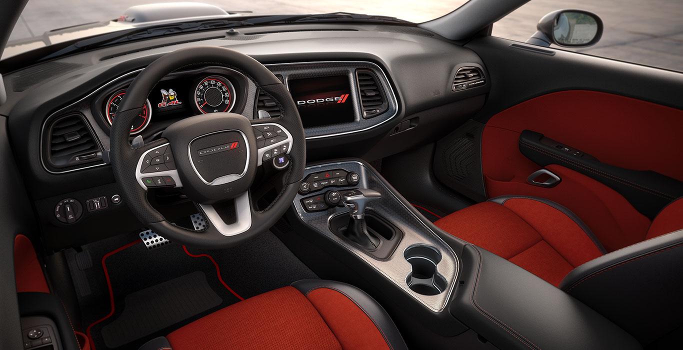 2015 Dodge Challenger Overview