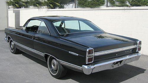 1967 Ford Fairlane Specs