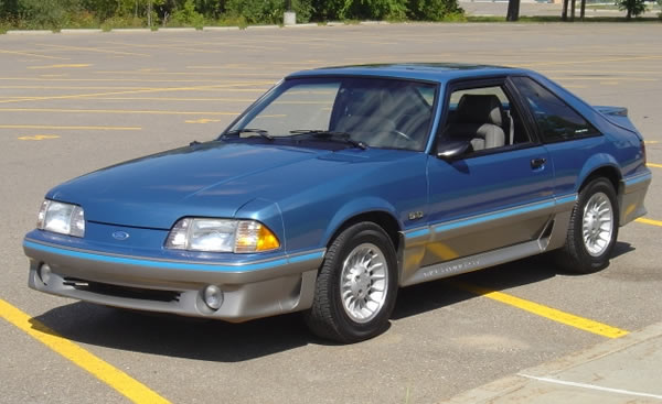 1989 ford mustang gt lx specifications. Black Bedroom Furniture Sets. Home Design Ideas