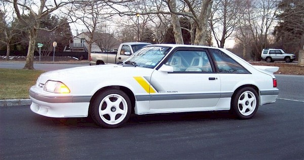 1989 Ford Mustang Gt Lx Specifications