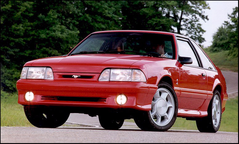 1993 Ford Mustang Gt Lx Specifications