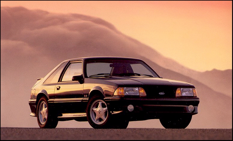1992 Ford Mustang Gt Lx Specifications