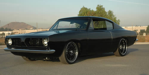 1967 Barracuda Custom