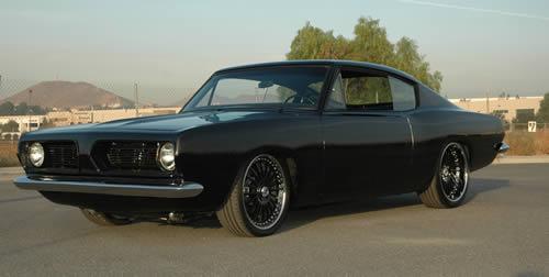 1967 Cuda Custom