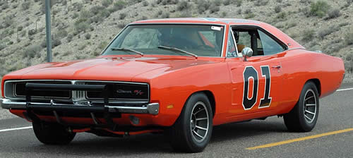1969 General Lee Charger