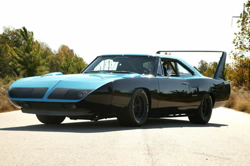 1970 Plymouth superbird tributeCorvette ZR-1