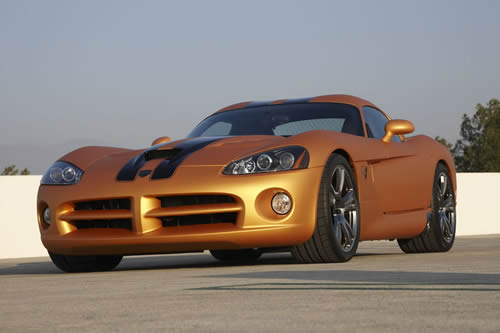 2008 Viper SRT hurst edition