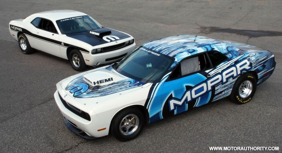 Modern Day Super Stock - Mustang Cobra Jet - Dodge Challenger Drag Pak