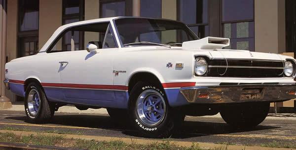 Car Values By Vin >> 1969 AMC Hurst Rambler
