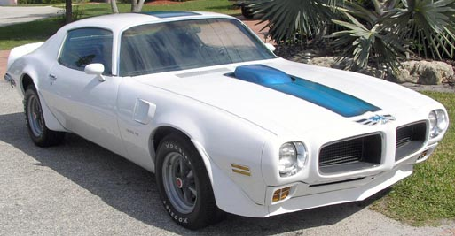 1970 Firebird Trans Am