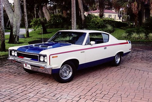 1970 American Motors Amc Rebel Machine Overview