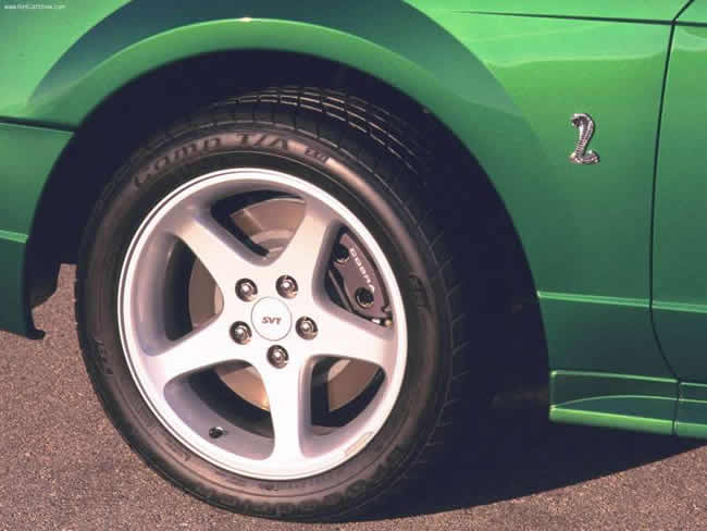 1999 Ford Cobra Mustang Specifications
