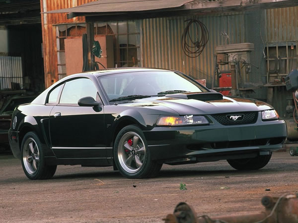 2001 Bullitt Ford Mustang Specifications