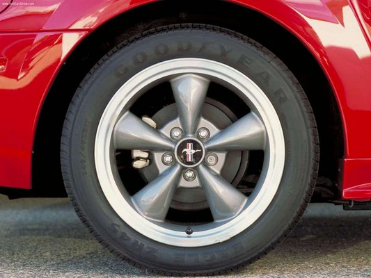 Rim Confusion 5 Spoke Gray Center Wheels Mustang Forums
