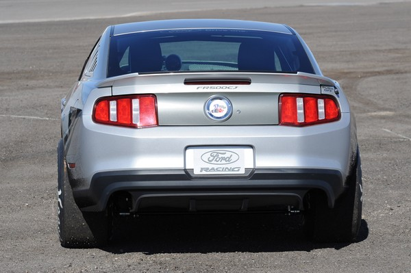 2010 cobra jet mustang ford rear