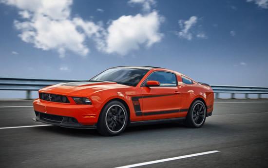 2012 Ford Boss 302 Mustang Specs