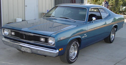 1970 Duster 340