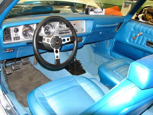 1970 Pontiac Firebird Trans Am Overview