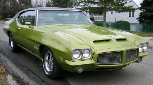 1971 Pontiac GTO MuscleCarDrivecom