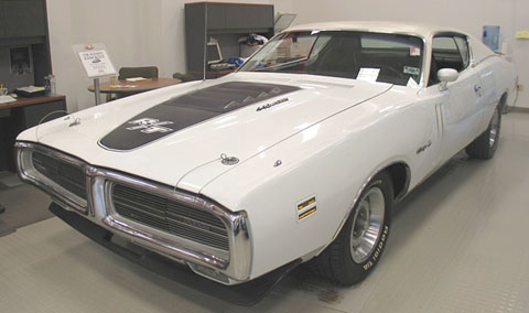 1971 Dodge Charger Overview