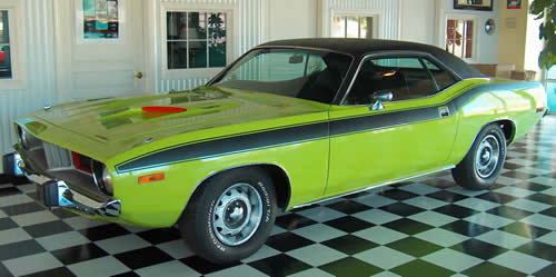 2018 Plymouth Cuda >> 1974 Plymouth Cuda Overview