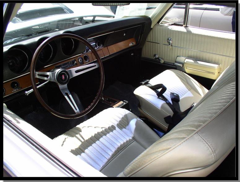 1968 Hurst Oldsmobile 442 specs