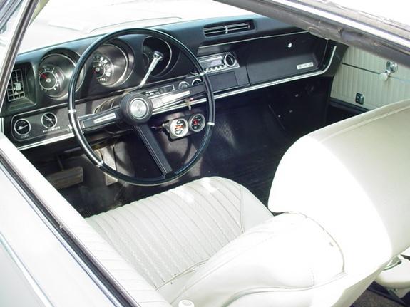 1968 Oldsmobile 442 specs